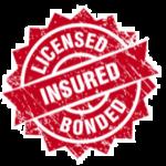 Licensed Bonded and Insured
