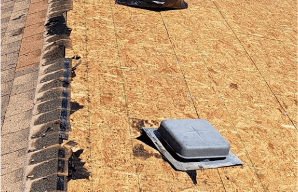 Red Bull Roofing Roof Removal